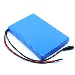 Bateriya lithium 18650 12V 10AH ji bo Bike Electric