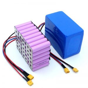 Factory Price 18650 Battery Cell hêza bilind 12V Rechargeable Li Ion Lithium Battery For Sale