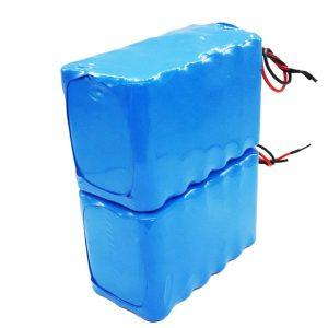 Ji bo bîsîkleta elektrîkê pileya şarjê ya şarjê ya barkirî 18650 çerxa kûr a 24 pîl lîtium iyonê