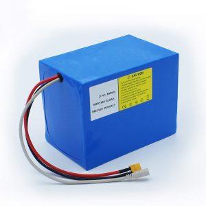 Bateriya lithium 18650 48V 20.8AH ji bo komek ji hêlînên elektrîkê û e bike