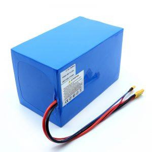 Bateriya Lithium 18650 48V 51.2AH 24v 30V 60V 15ah 20Ah 50Ah Baterîyên Li-ion 18650 48V Lithium ion Battery Battery for Scooter Electric
