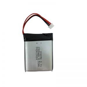 3.7V 2300mAh Amûrên testê û alavên bataryayên lîtyûmê yên polîmer AIN104050