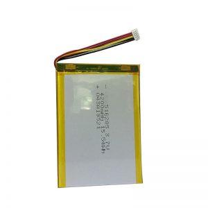 516285 3.7V 4200mAh Smart bateriya lîtyûmê ya polîmer alavê malê