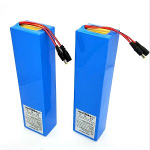 China Factory Electric Scooter Lithium Battery Pack 36V 60V 10AH 40AH