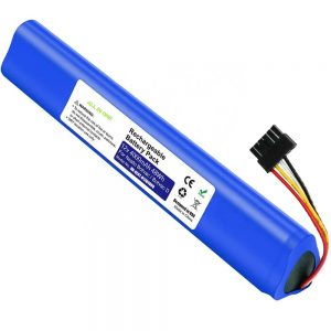 4000mAh 12V NiMh Replacement Battery for Neato Botvac Series and D Series Robotic Vacuum 945-0129