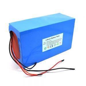 48v / 20ah lîtium pack battery ji bo scooter elektrîkê