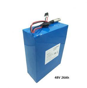 48v26ah batarya lîtyûmê ji bo etwow elektrîkê scooter elektrîkê grafena bataryayê 48 hilberînerên bataryaya lîtyûmê