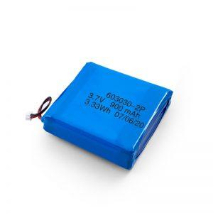 3.8V 450 530 550 700 700 800 900 900Mah Battery Li-Po Lipo