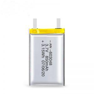 Baterija Karakişte LiPO 603048 3.7V 850mAh / 3.7V 1700mAH / 7.4V 850mAH