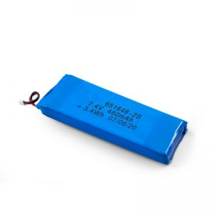 Baterija Merchia LiPO 651648 3.7V 460mAh / 3.7V 920mAH / 7.4V 460mAH