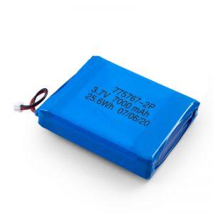 3.7V 2450 2600 3900 4000 4500 4700 5000 6000 9000Mah Bateriya Polymer Lipo