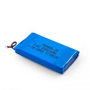 Baterija Liel Reechargeable 783968 3.7V 4900mAH / 7.4V 2450mAH / 3.7V 2450mAH /