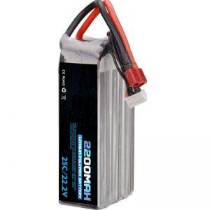 firotina germ bataryaya lîtyum polîmer a şarjê 22000 mah 6s lipo