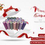 Merry Christams Silav Ji HEM IN LI YEK Pîlê Teknolojiya Co Ltd