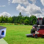 HEM IN LI YEK R Bateriyên Lawn Siwar dibin